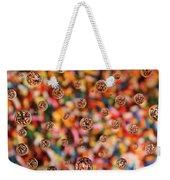 Sprinkles Weekender Tote Bag