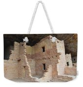 Spruce Tree House Structure Weekender Tote Bag
