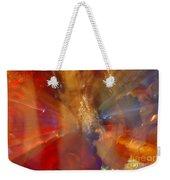 Spun Crystal Weekender Tote Bag