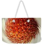 Spun Nature Weekender Tote Bag