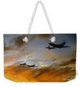 Squadron Scramble Weekender Tote Bag