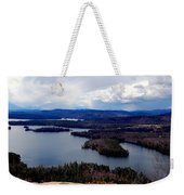 Squam Lake New Hampshire Weekender Tote Bag