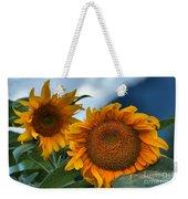 Squamish Sunflowers Weekender Tote Bag