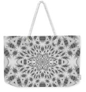 Square Abstract V Weekender Tote Bag