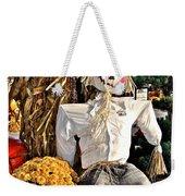Square Scarecrow Weekender Tote Bag