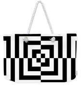 Mind Games 12 Panoramic Weekender Tote Bag