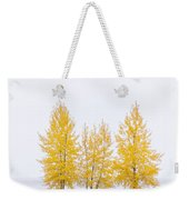 Square Tree Weekender Tote Bag