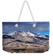 Squaw Butte Weekender Tote Bag