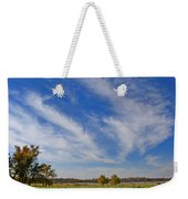Squaw Creek Landscape Weekender Tote Bag