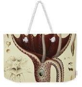 Squid Weekender Tote Bag by A Chazal
