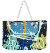 Squid On The Loose Weekender Tote Bag