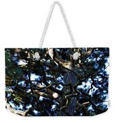 Squiggly Branches Weekender Tote Bag