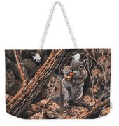 Squirrel-ly Weekender Tote Bag
