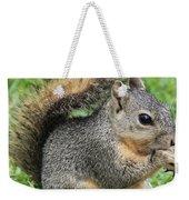 Squirrel Thief Weekender Tote Bag