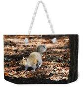 Squirrel Time Weekender Tote Bag