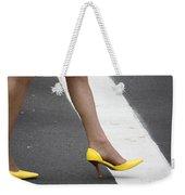 Squished Lemons  Weekender Tote Bag