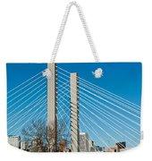 Sr-509 Cable Stayed Bridge Weekender Tote Bag