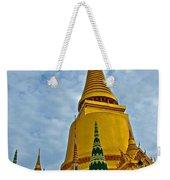 Sri Lanka Pagoda At Grand Palace Of Thailand In Bangkok Weekender Tote Bag