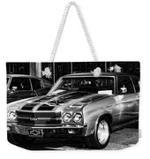Ss Chevelle Weekender Tote Bag