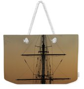 S S V  Corwith Cramer In Key West Weekender Tote Bag