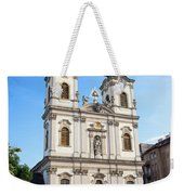 St Anne's Church In Budapest Weekender Tote Bag