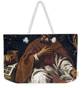 St Anthony Abbot Weekender Tote Bag