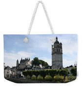 St. Antoine Tower And The Chateau De Loches Weekender Tote Bag
