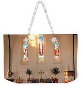 St. Augustine Apse Weekender Tote Bag