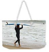 St Augustine Surfer Four Weekender Tote Bag