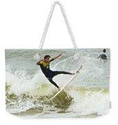 St Augustine Surfer Two Weekender Tote Bag
