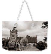 St Barnabas Faccombe Weekender Tote Bag