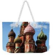 St. Basil's Cathedral Weekender Tote Bag