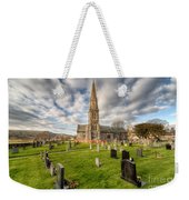 St Beuno Church Weekender Tote Bag by Adrian Evans