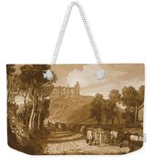 St Catherines Hill Near Guildford Weekender Tote Bag