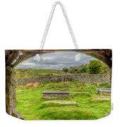 St Celynnin Graveyard Weekender Tote Bag