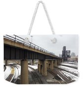 St. Charles Airline Bridge Weekender Tote Bag