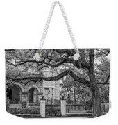 St. Charles Ave. Mansion 2 Bw Weekender Tote Bag