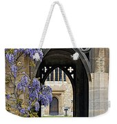 St. Cross Arches Weekender Tote Bag