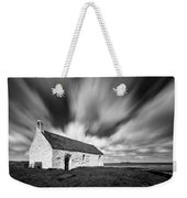 St Cwyfan's Church Weekender Tote Bag