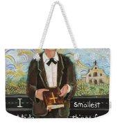 St Dominic Savio Weekender Tote Bag