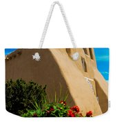 St Francis D'asis Mission Church. Taos New Mexico Weekender Tote Bag