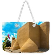 St. Francis D'asis Ranchos De Taos New Mexico Weekender Tote Bag