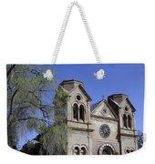 St. Francis Of Assisi Church Weekender Tote Bag