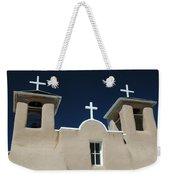 St. Francis Taos Weekender Tote Bag