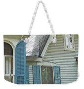 St Francisville Inn Windows Louisiana Weekender Tote Bag