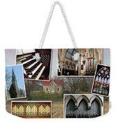 St George's Guelph Weekender Tote Bag