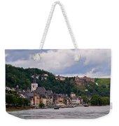 St Goar Am Rhein Weekender Tote Bag