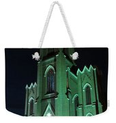 St James Catholic Church In Vancouver Washington Weekender Tote Bag