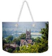 St James Church Shaftesbury Weekender Tote Bag