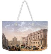 St James Palace And Conservative Club Weekender Tote Bag
